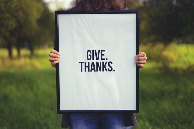 Beginning a Gratitude Practice when life is hard